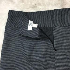 LOFT Skirts - Women's Career Straight Gray A-Line Pencil Skirt